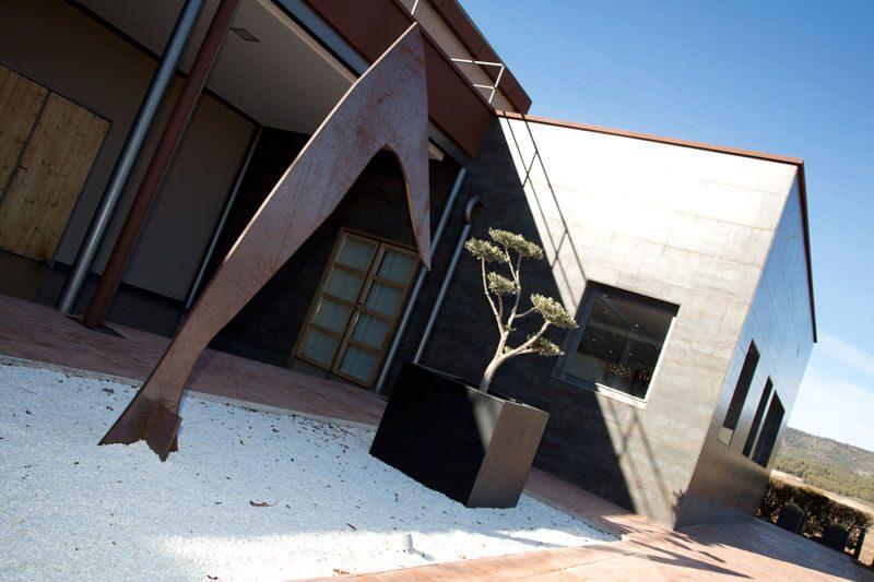 Bodegas Lavia en Bullas (Murcia)