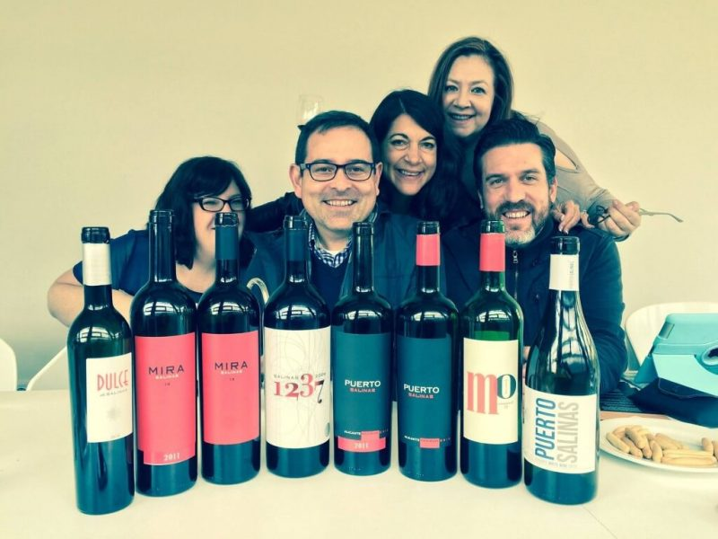 Bloggers vinos MGWines