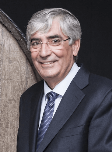 Luis Miñano, MGWines Group Preseident