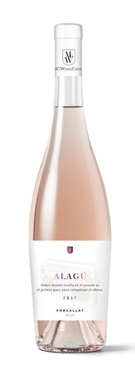 Vino Alagu Rosé Forcallat Casa Corredor