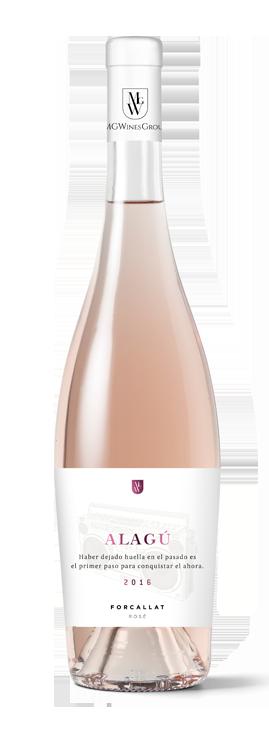 vino-alagu-rose-casa-corredor