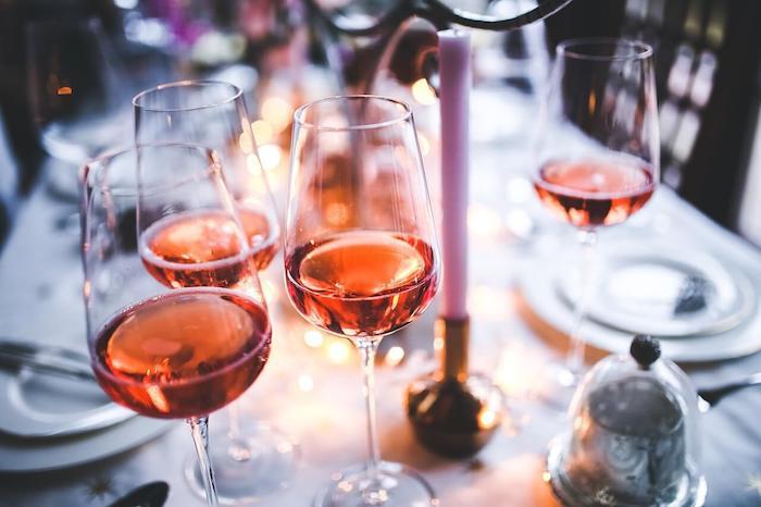 Vino rosado Alagú Rosé