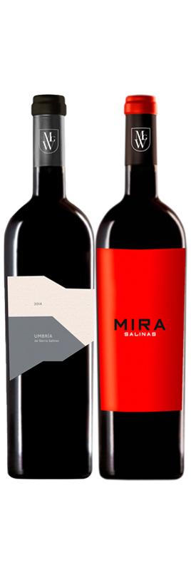 pack vino salinas plus