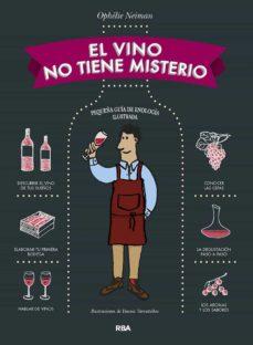 vino no tiene misterio