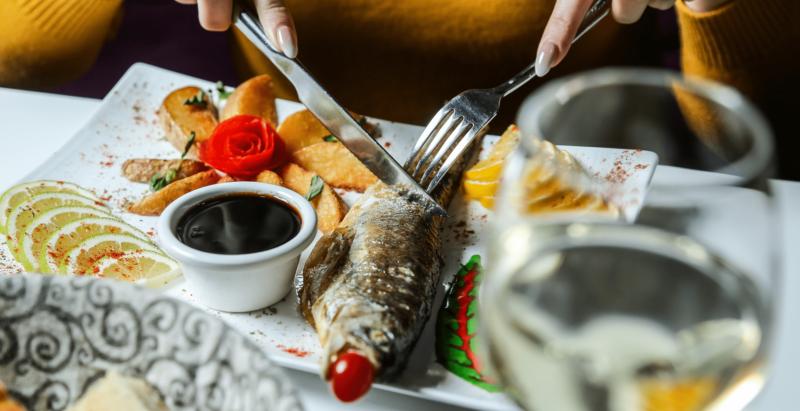 vinos comer pescado